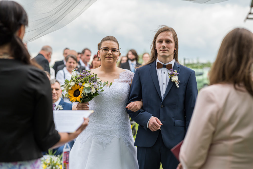 Eliška a Matěj statek Střížovice