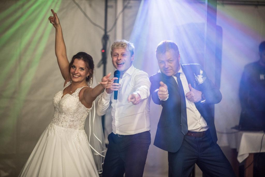 Jana a Milan svatba Golf Club Ještěd & Jarek Šimek