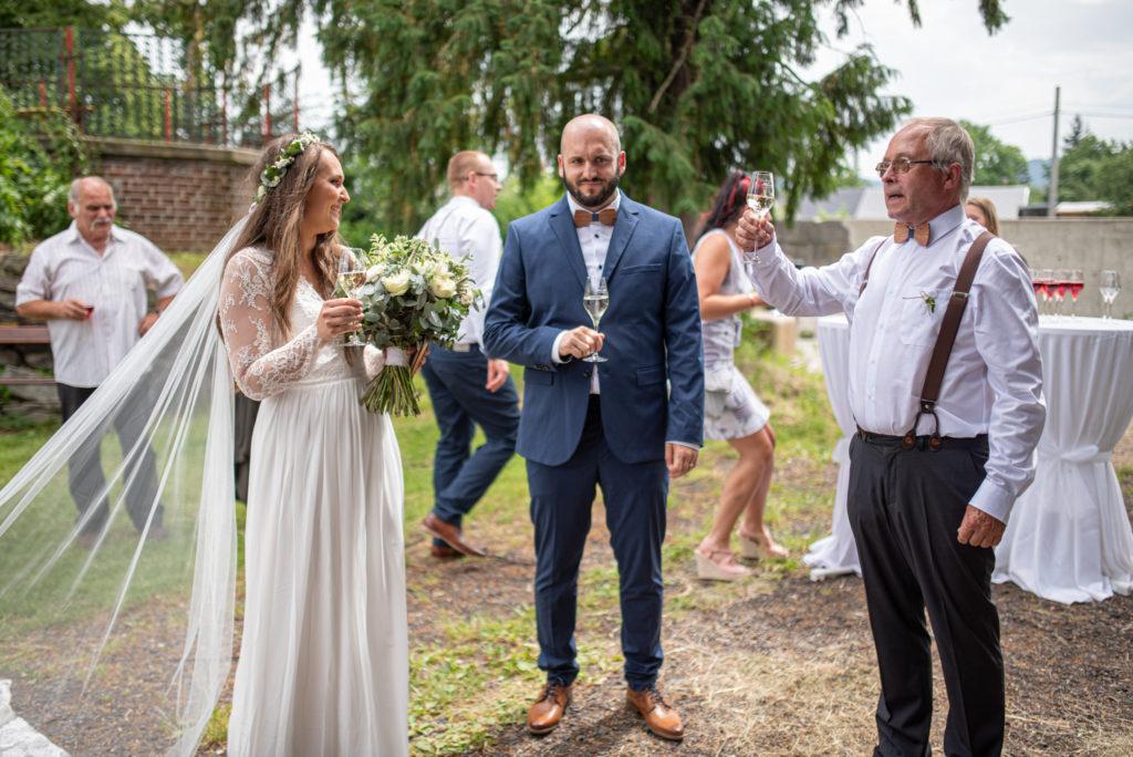 Nikola & Jiří svatba Uhelná u Hrádku nad Nisou