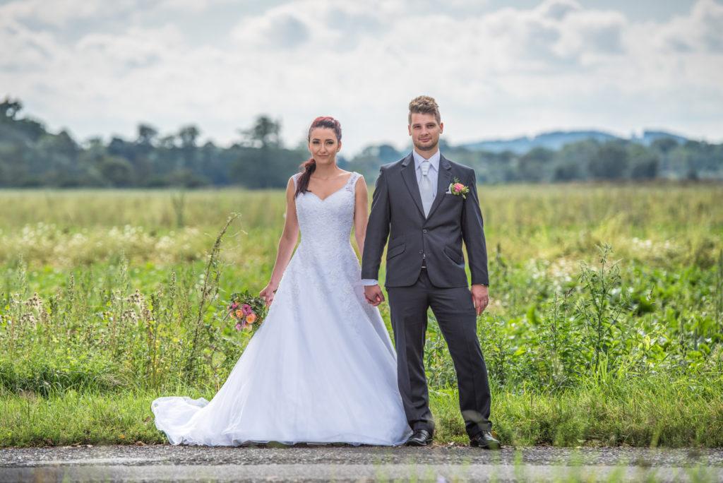 Ivca & Honza svatba Zámek Svijany