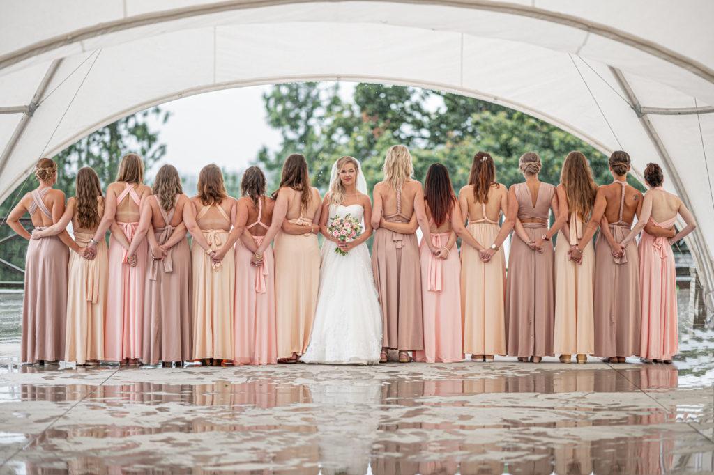 Svatba Loučeň